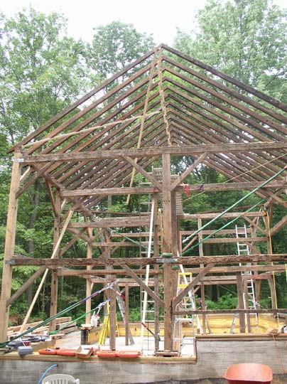 West Amwell Barn Addition